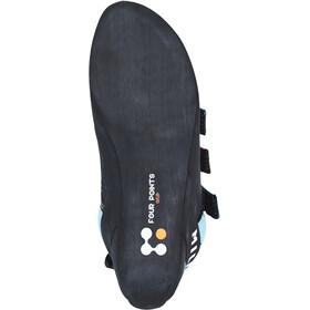 Millet Cliffhanger Shoes Damen pool blue/peach